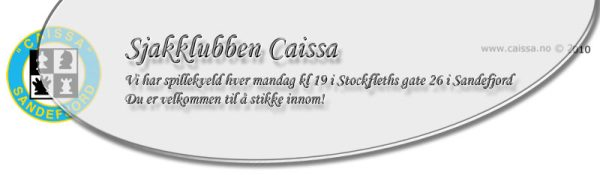 Sjakklubben Caissa
